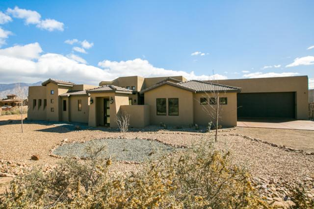 205 Tierra De Corrales, Corrales, NM 87048 (MLS #937570) :: Campbell & Campbell Real Estate Services