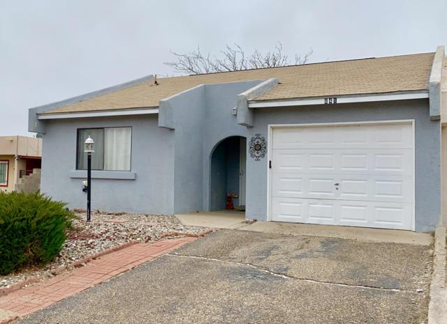 641 Stallion Road SE, Rio Rancho, NM 87124 (MLS #937583) :: Campbell & Campbell Real Estate Services