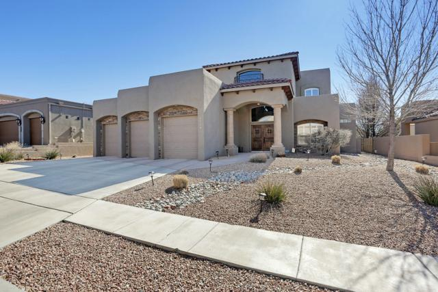 9904 Datura Trail NE, Albuquerque, NM 87122 (MLS #937584) :: Campbell & Campbell Real Estate Services