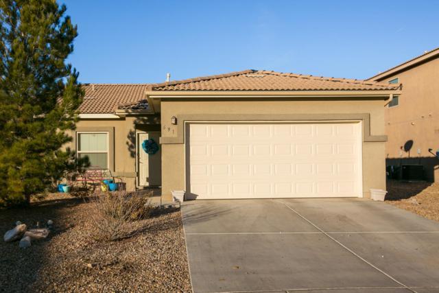 691 Creekside Avenue SW, Los Lunas, NM 87031 (MLS #937588) :: Campbell & Campbell Real Estate Services