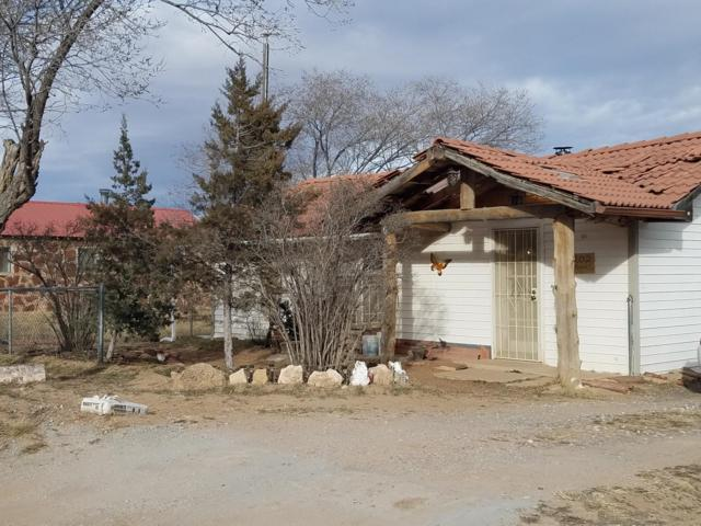 202 Roosevelt Avenue, Mountainair, NM 87036 (MLS #937591) :: Campbell & Campbell Real Estate Services