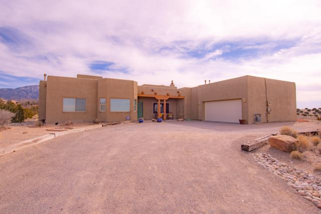 5 Solar Court, Placitas, NM 87043 (MLS #937602) :: Campbell & Campbell Real Estate Services