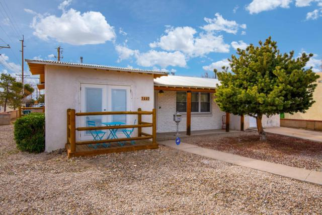 3440 Anderson Avenue SE, Albuquerque, NM 87106 (MLS #937603) :: Campbell & Campbell Real Estate Services