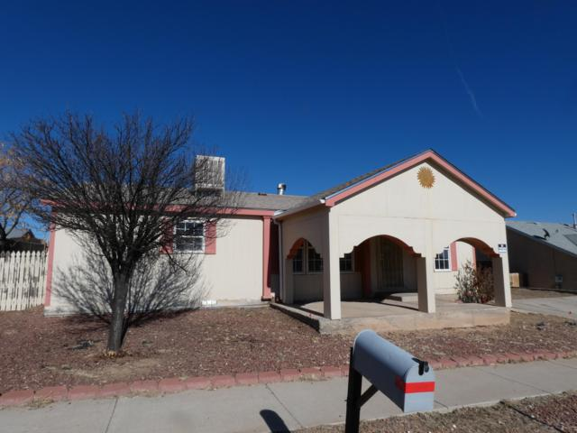 1202 Redondo Court, Los Lunas, NM 87031 (MLS #937604) :: Campbell & Campbell Real Estate Services