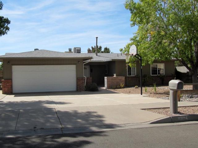 8724 Rough Rider Road NE, Albuquerque, NM 87109 (MLS #937608) :: Campbell & Campbell Real Estate Services