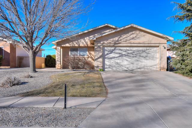 3101 Chama Meadows Drive NE, Rio Rancho, NM 87144 (MLS #937610) :: Campbell & Campbell Real Estate Services