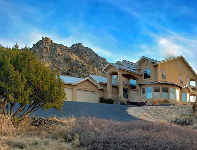 18 Desert Mountain Road SE, Albuquerque, NM 87123 (MLS #937614) :: Your Casa Team