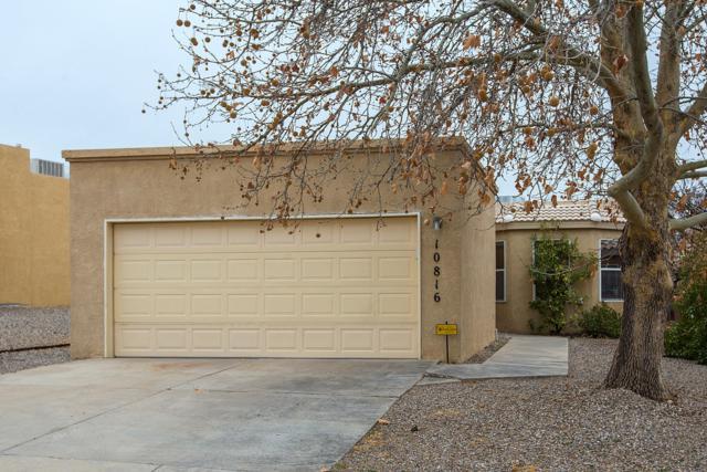 10816 Malaguena Lane NE, Albuquerque, NM 87111 (MLS #937616) :: Campbell & Campbell Real Estate Services
