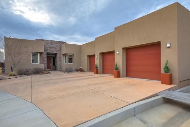 8809 Rich Court NE, Albuquerque, NM 87122 (MLS #937620) :: Campbell & Campbell Real Estate Services