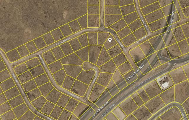 Ciervo Road NW, Albuquerque, NM 87120 (MLS #937641) :: Campbell & Campbell Real Estate Services