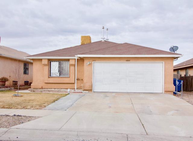 10215 Johncock Avenue SW, Albuquerque, NM 87121 (MLS #937667) :: Campbell & Campbell Real Estate Services