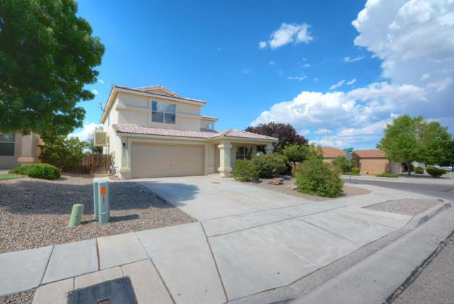 5339 Stream Stone Avenue NW, Albuquerque, NM 87114 (MLS #937682) :: Campbell & Campbell Real Estate Services