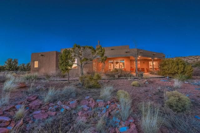 281 Star Meadow Road, Placitas, NM 87043 (MLS #937700) :: Campbell & Campbell Real Estate Services