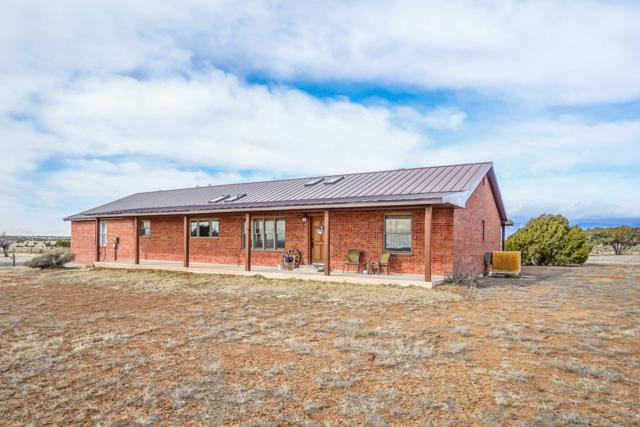 6660 Nm 55, Mountainair, NM 87036 (MLS #937752) :: Campbell & Campbell Real Estate Services