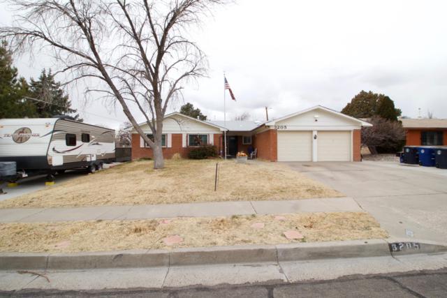 3205 Lucerne Street NE, Albuquerque, NM 87111 (MLS #937760) :: Your Casa Team