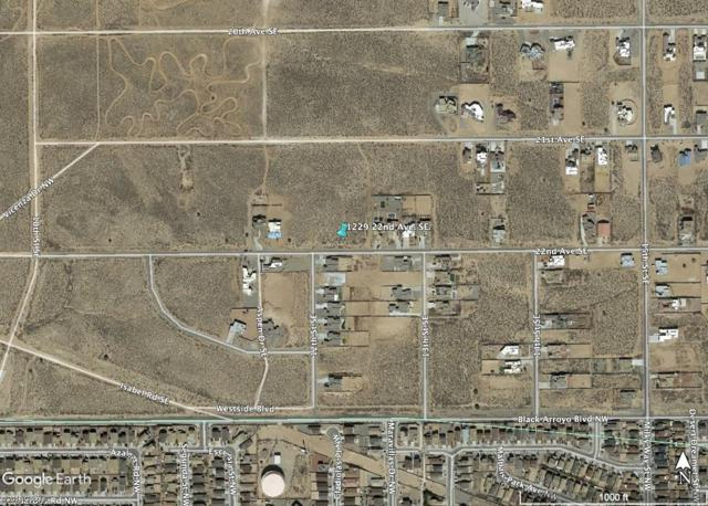 1229 22Nd Avenue SE, Rio Rancho, NM 87124 (MLS #937807) :: Campbell & Campbell Real Estate Services