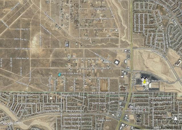1233 22Nd Avenue SE, Rio Rancho, NM 87124 (MLS #937808) :: Campbell & Campbell Real Estate Services