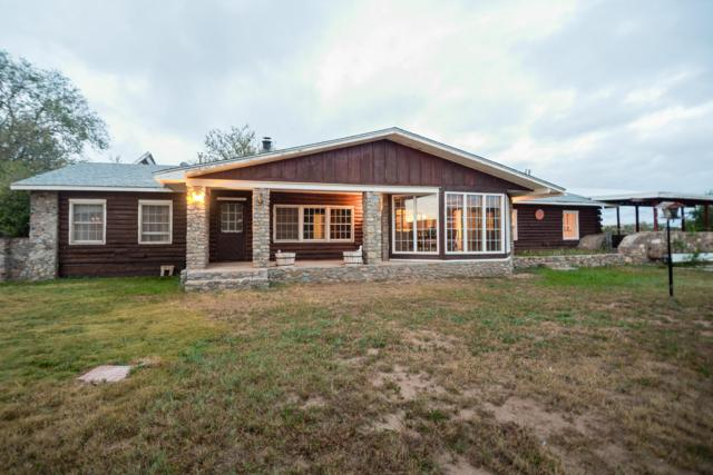 14 Log Cabin Lane, Edgewood, NM 87015 (MLS #937823) :: The Bigelow Team / Realty One of New Mexico