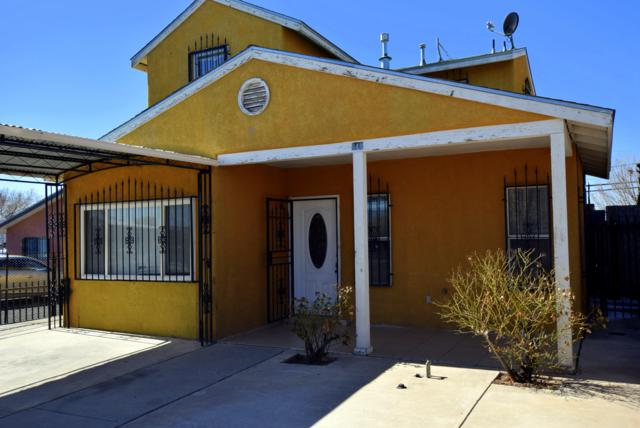 641 Alcazar Street SE, Albuquerque, NM 87108 (MLS #937893) :: Campbell & Campbell Real Estate Services