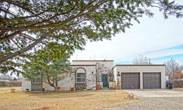 160 Pueblito Road, Corrales, NM 87048 (MLS #937934) :: Your Casa Team