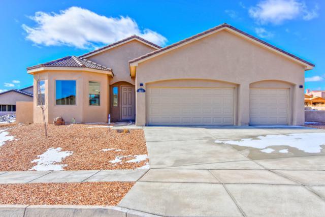 2814 La Luz Circle NE, Rio Rancho, NM 87144 (MLS #937940) :: Your Casa Team