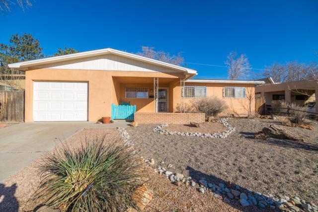 3108 Britt Street NE, Albuquerque, NM 87111 (MLS #937958) :: Campbell & Campbell Real Estate Services