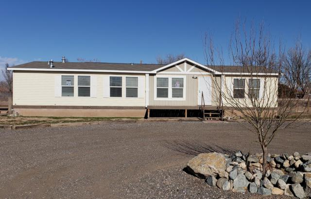 100 Ross Avenue, Belen, NM 87002 (MLS #937977) :: The Bigelow Team / Realty One of New Mexico