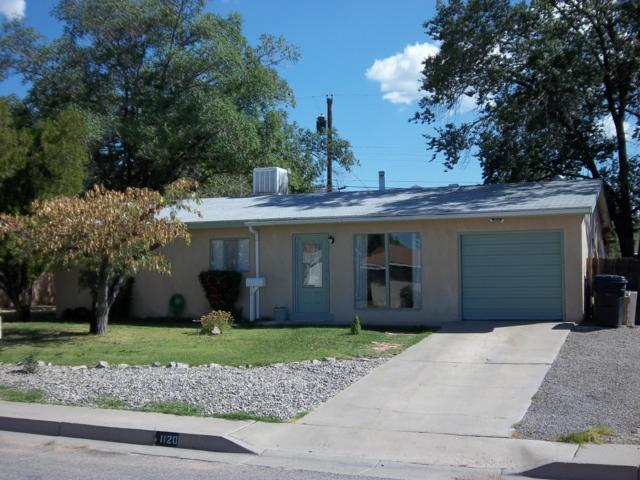 1120 Maxine Street NE, Albuquerque, NM 87112 (MLS #937996) :: Campbell & Campbell Real Estate Services