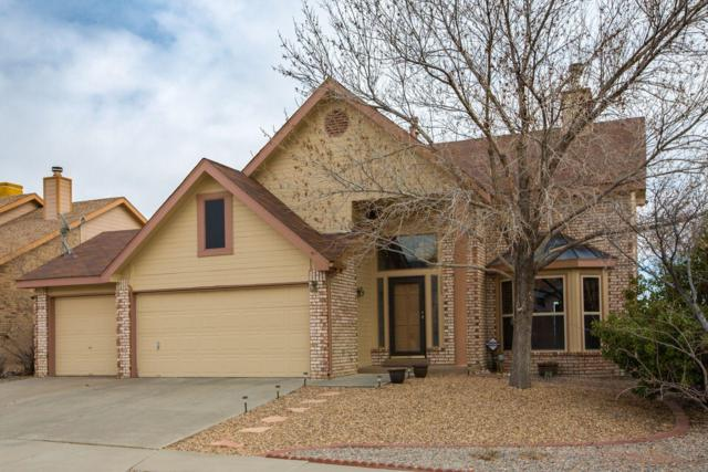 9308 Clinton Anderson Drive NW, Albuquerque, NM 87114 (MLS #938005) :: Your Casa Team