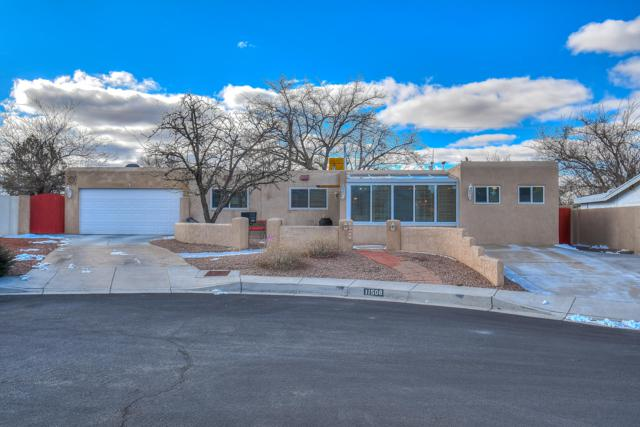 11508 Tomasita Court NE, Albuquerque, NM 87112 (MLS #938015) :: Your Casa Team