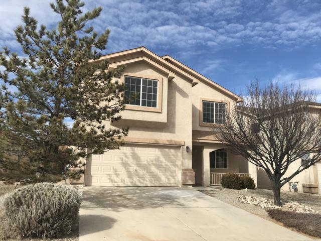 541 Peaceful Meadows Drive NE, Rio Rancho, NM 87144 (MLS #938017) :: The Bigelow Team / Realty One of New Mexico