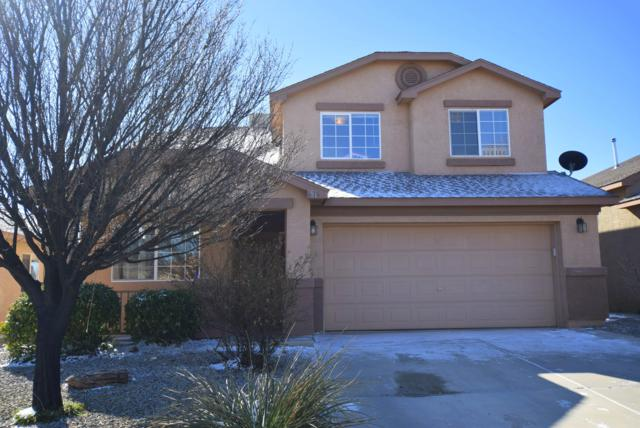 616 Peaceful Meadows Drive NE, Rio Rancho, NM 87144 (MLS #938022) :: Your Casa Team