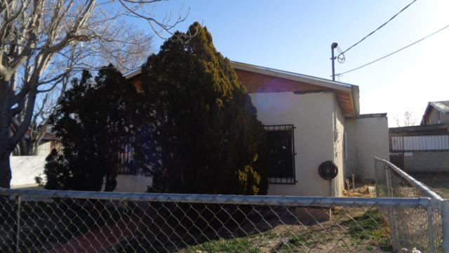 2904 1St Street NW, Albuquerque, NM 87107 (MLS #938029) :: Campbell & Campbell Real Estate Services