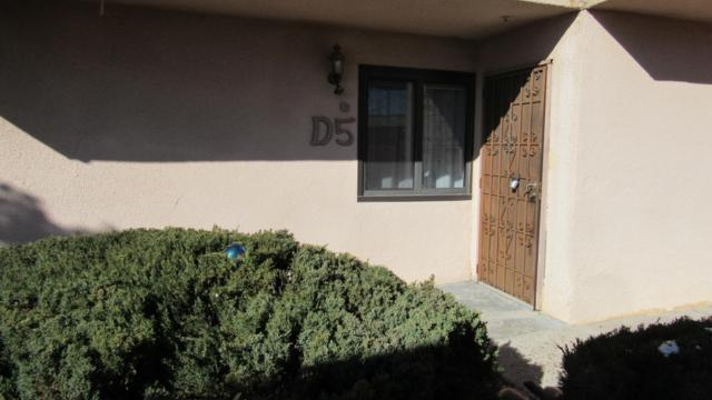 3501 Juan Tabo Boulevard D5, Albuquerque, NM 87111 (MLS #938096) :: Campbell & Campbell Real Estate Services