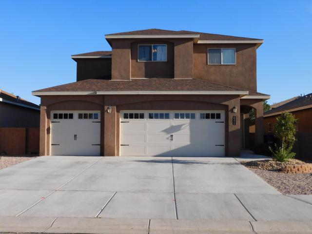 648 Firewheel Loop SW, Los Lunas, NM 87031 (MLS #938100) :: Campbell & Campbell Real Estate Services