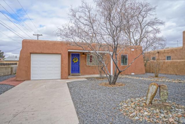 2907 Constitution Avenue NE, Albuquerque, NM 87106 (MLS #938116) :: Campbell & Campbell Real Estate Services