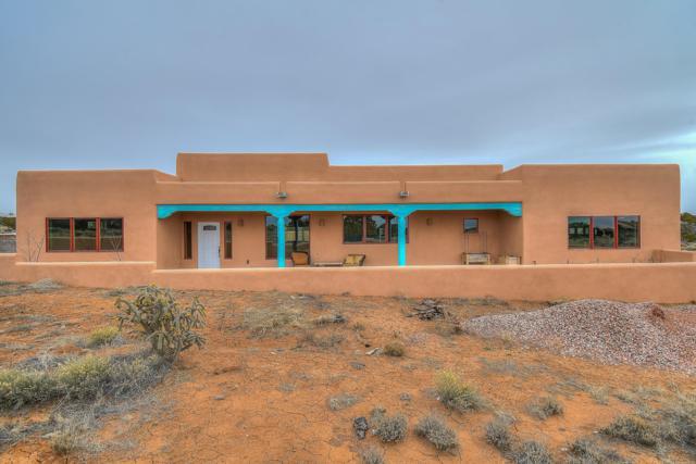 42 Cielo Tranquilo Court, Santa Fe, NM 87508 (MLS #938161) :: Silesha & Company
