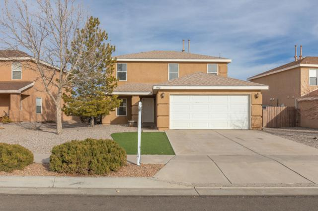 9912 Silverton Drive NW, Albuquerque, NM 87114 (MLS #938195) :: Campbell & Campbell Real Estate Services