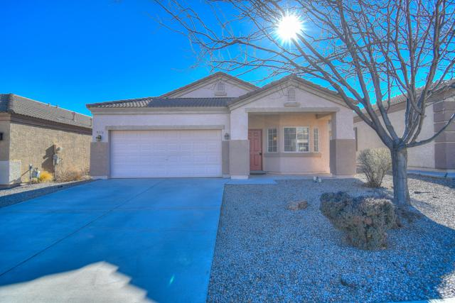 9136 Sabinal Drive NW, Albuquerque, NM 87114 (MLS #938272) :: The Bigelow Team / Realty One of New Mexico