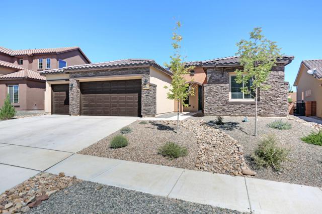 4214 Pico Norte Lane NE, Rio Rancho, NM 87124 (MLS #938297) :: The Bigelow Team / Realty One of New Mexico