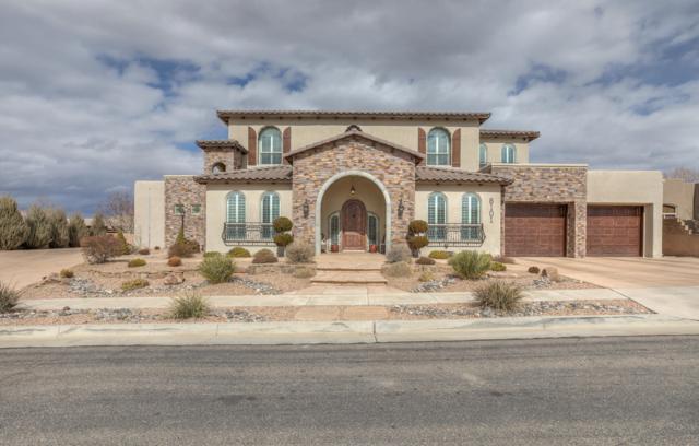 8101 Via Encantada NE, Albuquerque, NM 87122 (MLS #938337) :: The Bigelow Team / Realty One of New Mexico