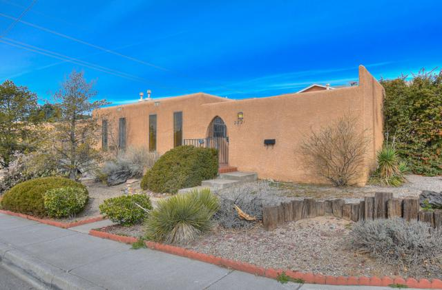 2821 Cutler Avenue NE # 3, Albuquerque, NM 87106 (MLS #938386) :: The Bigelow Team / Realty One of New Mexico