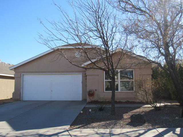 6012 Costa Brava Avenue NW, Albuquerque, NM 87114 (MLS #938393) :: The Bigelow Team / Realty One of New Mexico