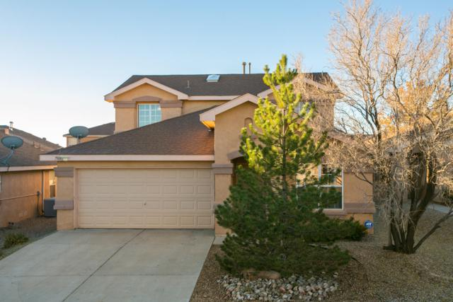 7508 Harrier Avenue, Albuquerque, NM 87114 (MLS #938427) :: The Bigelow Team / Realty One of New Mexico
