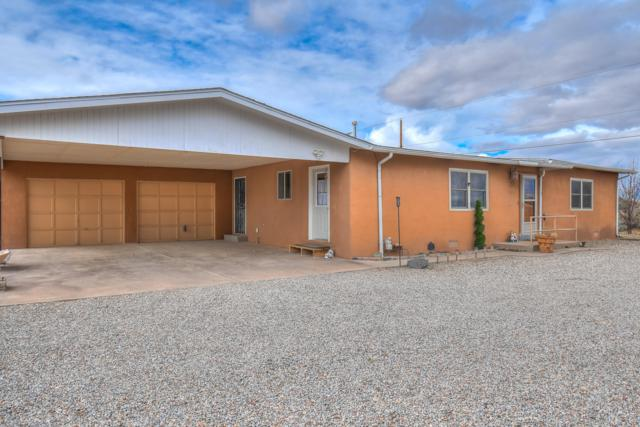 157 Calle De Blas NW, Corrales, NM 87048 (MLS #938489) :: The Bigelow Team / Realty One of New Mexico