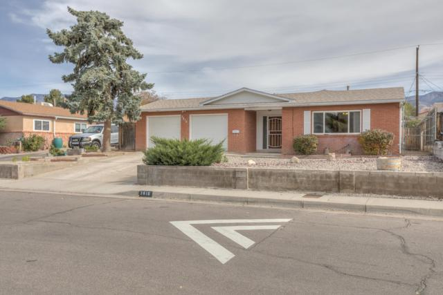 3816 Moon Street NE, Albuquerque, NM 87111 (MLS #938494) :: Campbell & Campbell Real Estate Services