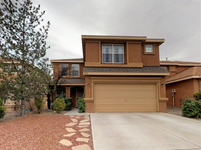 7472 Snowy Egret Place NW, Albuquerque, NM 87114 (MLS #938527) :: The Bigelow Team / Realty One of New Mexico