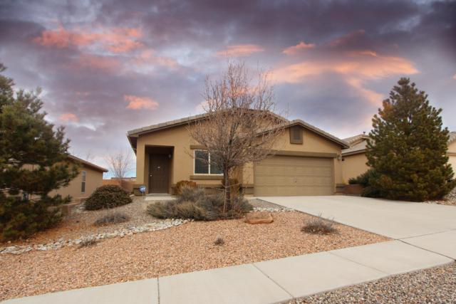2016 Violeta Way SE, Rio Rancho, NM 87124 (MLS #938538) :: The Bigelow Team / Realty One of New Mexico