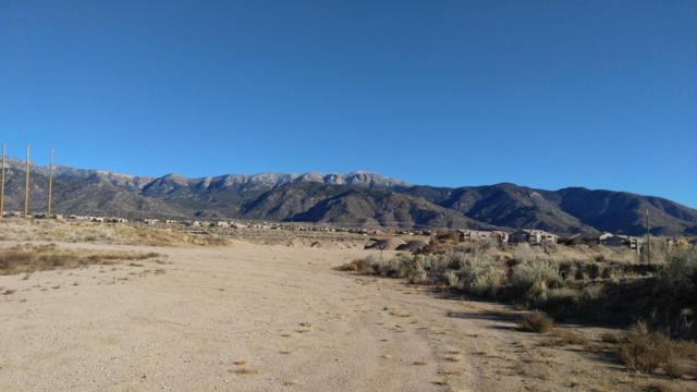 San Antonio Road NE, Albuquerque, NM 87122 (MLS #938570) :: Campbell & Campbell Real Estate Services