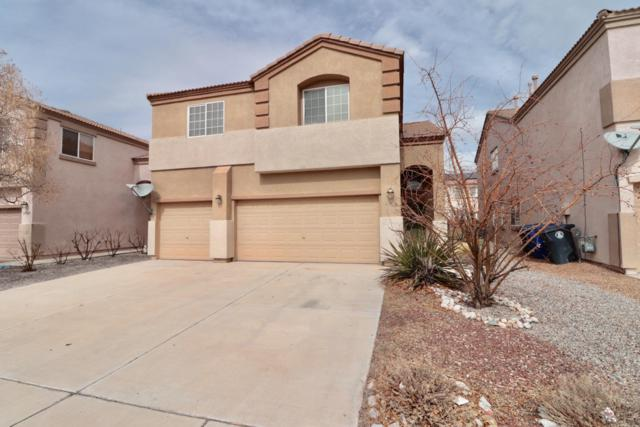 6905 Kayser Mill Road NW, Albuquerque, NM 87114 (MLS #938571) :: The Bigelow Team / Realty One of New Mexico